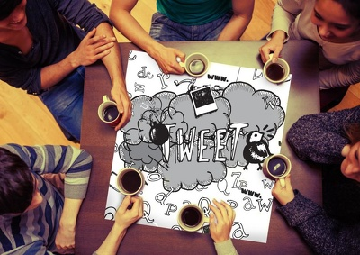 Research & Write 40 Tweets with Relevant Hashtags to Boost  your Social Media