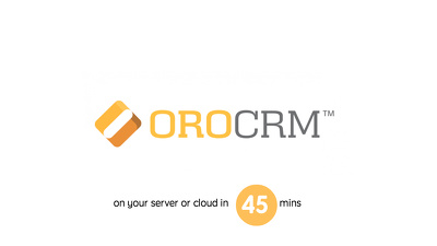 Install and configure OROCRM in 45 minutes