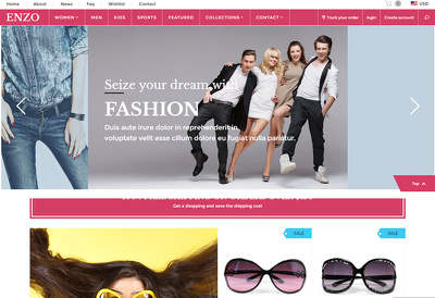 Design a fully responsive Shopify Website With premium design