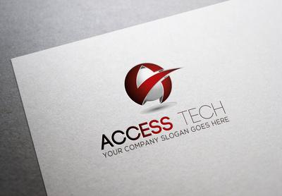 Design custom & eye catchy 2D/3D logo