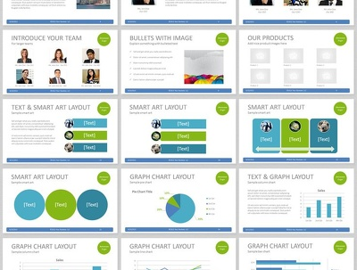 Create Business PowerPoint Presentation upto 30 Slides with Unlimited Revision