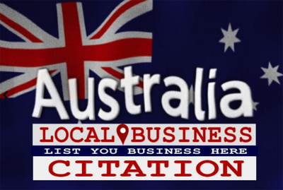 75 Australia Local citations submission with login details