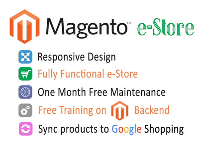 High Quality and Superior eCommerce Website in Magento