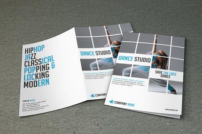 Design 8 -10 page brochure