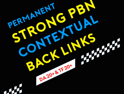 Ranking Solutions -Permanent Strong PBN Contextual Links DA20+ & TF 20+