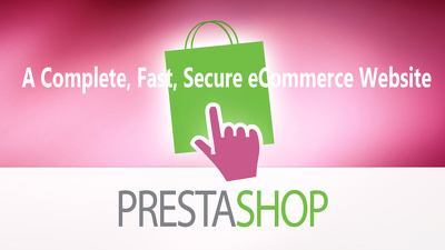Develop Prestashop Responsive, secure & A complete eCommerce