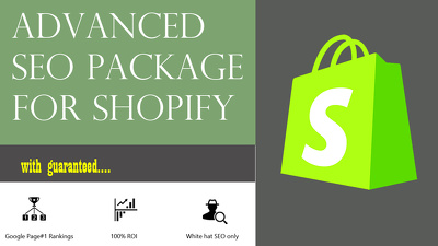 Shopify SEO, Shopify Store SEO, Social Media Marketing