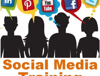 Give you 30 mins social media training to maximise your exposure online!