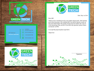 Design premium Logo + unlimited revisions + Letterhead + Business cards