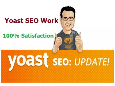 Install Yoast SEO and do on-page optimization