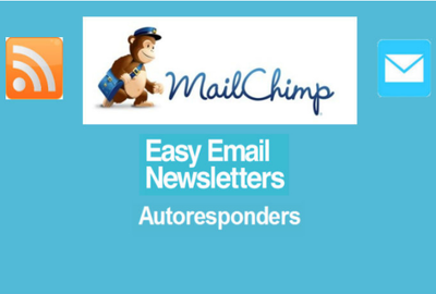 Set up your Autoresponder or RSS Newsfeed Campaigns in Mailchimp