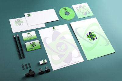 Design unique corporal visual identity