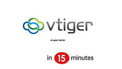 Setup Vtiger CRM on your Ubuntu server/cloud in 15 minutes