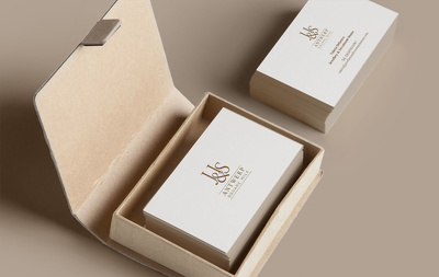 Design double sided business cards+unlimited revisions+Source file
