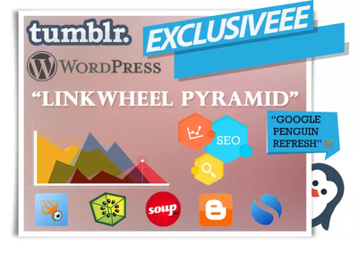 Do powerful Seo Linkwheel with 20 high pr web 2.0 properties