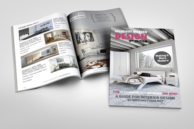 Create an amazing magazine mock ups