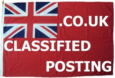 Advertise your business online to 11 UK Classified ads site