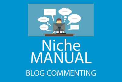 Do 10 niche manual themed blog commenting