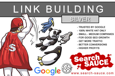 Provide a powerful Silver Link Building package perfect for small to medium companies