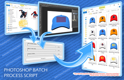 Script A Photoshop Batch Process Macro