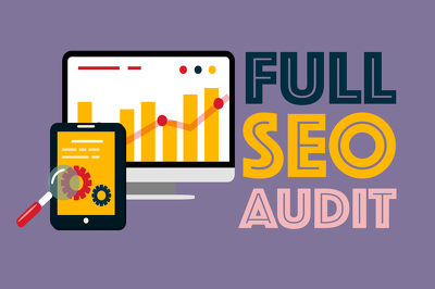 Full Website SEO Audit/Review (Design, On-Page, Technical and Off-Page SEO)
