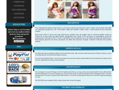 Design your eBay listing template