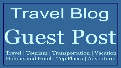 Do Guest post in Travel Blog