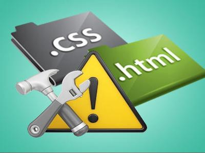 Fix html issues