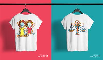 Create a original and fantastic T-Shirt design