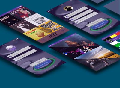 Design Professional UI/GUI/UX For Android/iOS apps (Design UI of upto 9 screens)