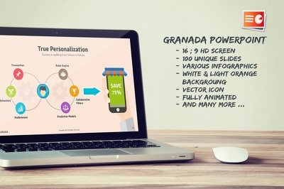 Deliver Granada Powerpoint Theme