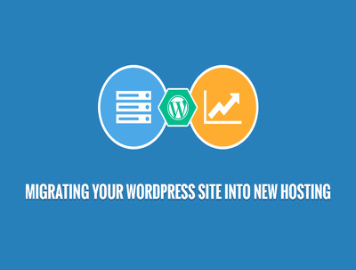 Migrate your wordpress website to your new host within 1 days