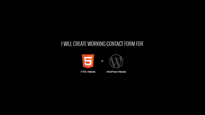 Create a working contact form