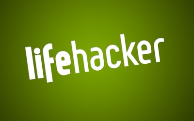 Write and publish your article at Lifehacker.com with dofollow link