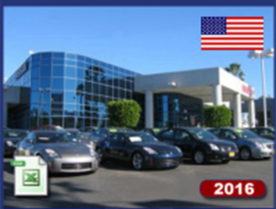 Give you US Auto Dealer Database