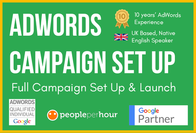 Create An Awesome Advanced AdWords Campaign