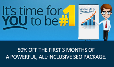 Get an all-inclusive SEO package & sail to top of Google