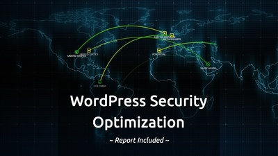 Optimize and harden your WordPress site's security