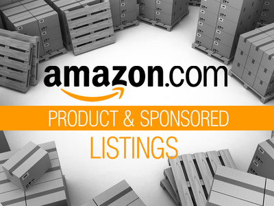 Upload Free of cost 5 Seo optimised product on  Amazon or Ebay