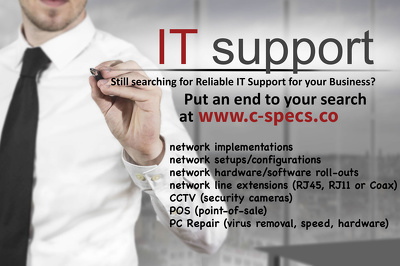 Provide OnSite IT Support (US Only)