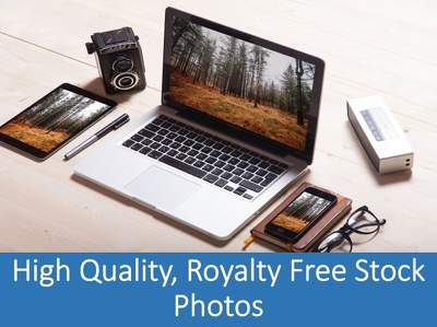 Provide you with upto 30 High Quality, Royalty Free Stock Photos