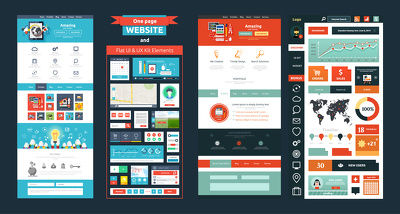 Design a High Converting Responsive Landing Page