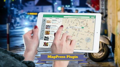 Add Google Maps Plugin to WordPress