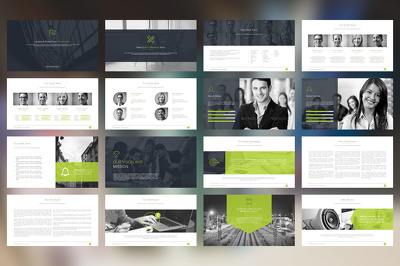 Design 25 slides editable Powerpoint presentation