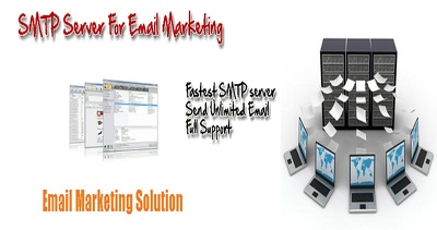 Setup Bulk unlimted email sending server, one time fees