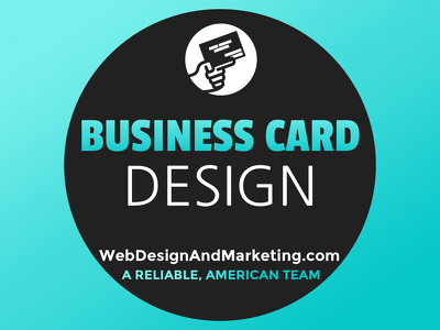 Create a Custom Business Card Design for You or Your Business