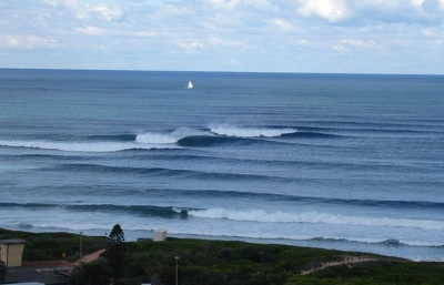 Write a blog post on any surf spot