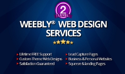 Create Professional Websites Using Weebly