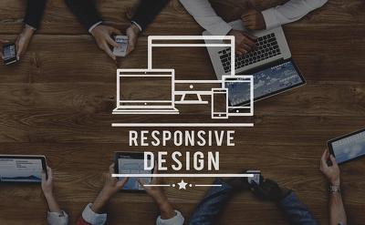 Design a Small Business Responsive Website