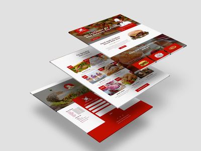 """""""CHOOSE CHEF"""" it is a remarkable and extraordinary resturant landing page."""